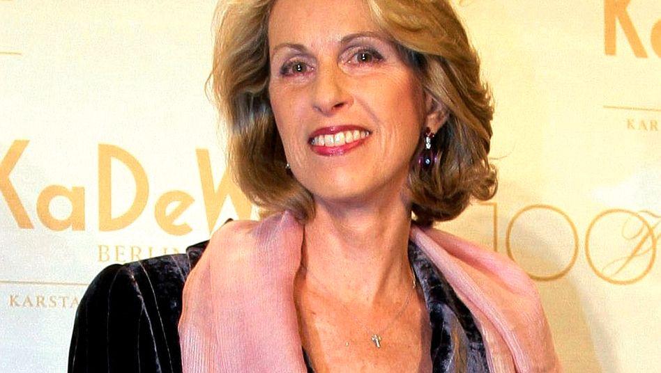 Madeleine Schickedanz: Hohen Vermögensschaden erlitten