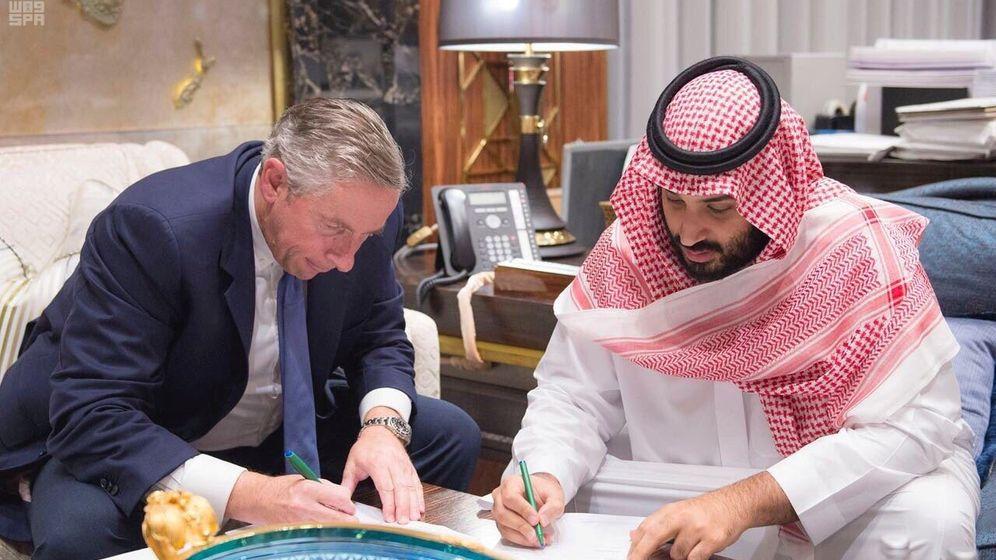 Kleinfeld und die Saudis: 500 Milliarden für die Roboterstadt in der Wüste