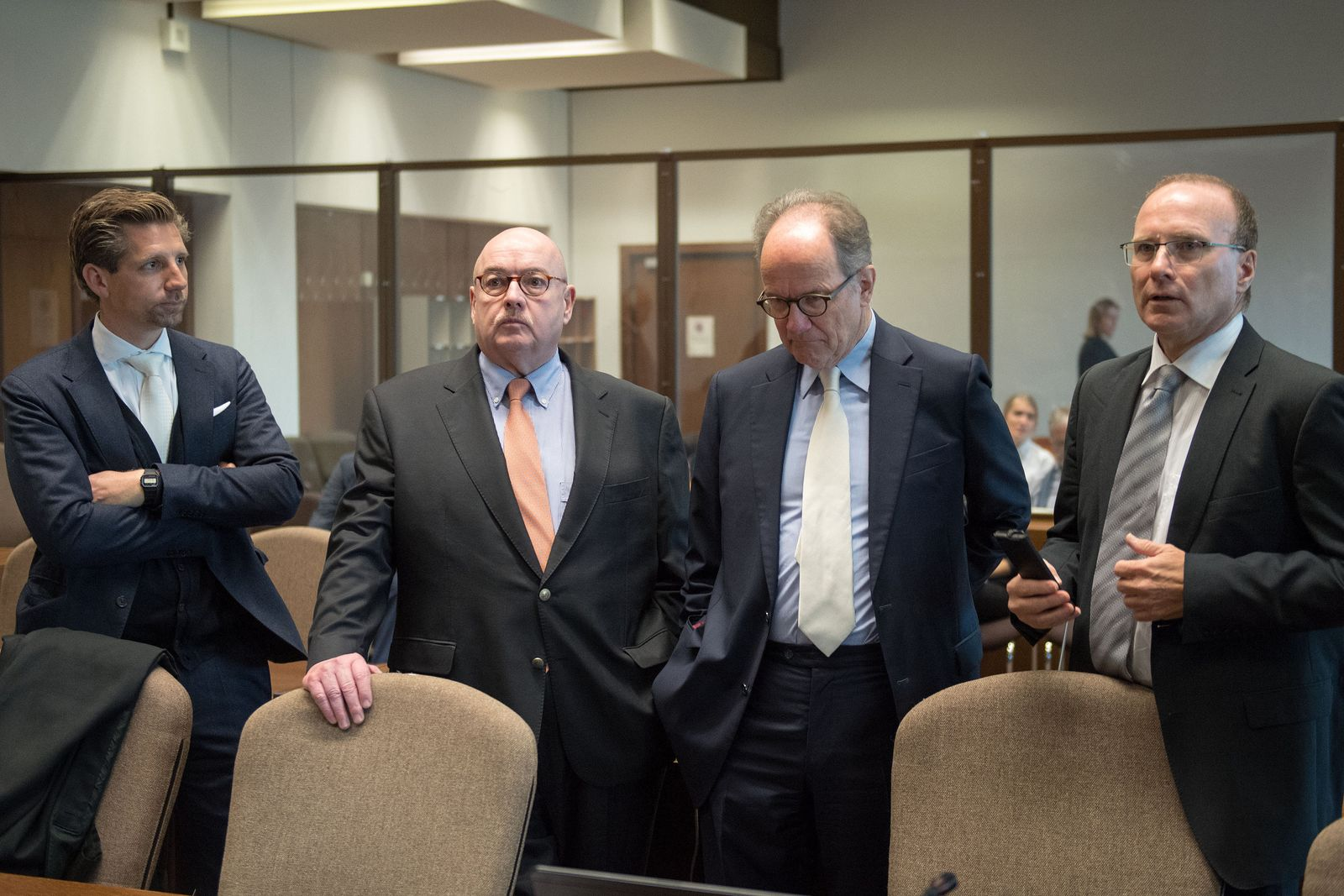 Prozess wegen Untreue in Köln