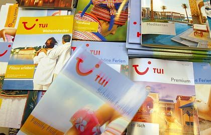 Weniger Buchungen: Der Reisekonzern Tui führt jetzt für vier Monate Kurzbarbeit ein.