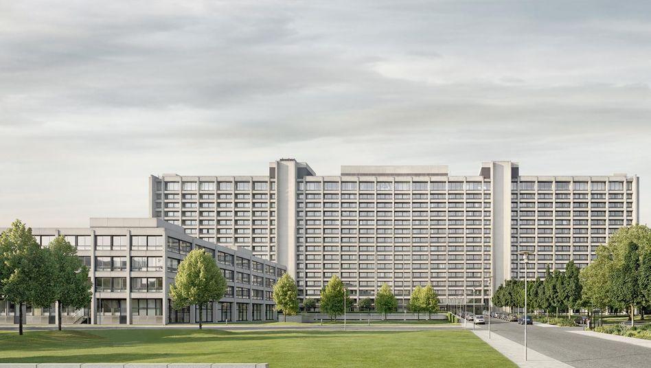 Große Pläne in Dortmund: Die Deutsche Bundesbank will eine neue Niederlassung bauen