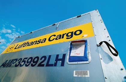 Politische Angelegenheit: Lufthansa Cargo erwartet Lösung auf Regierungsebene