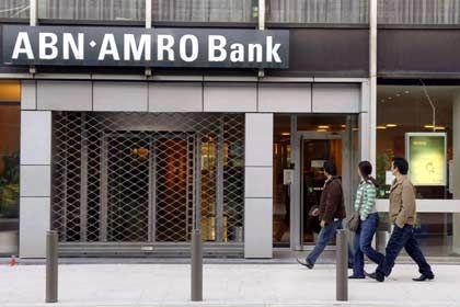 Umworben: ABN Amro Bank
