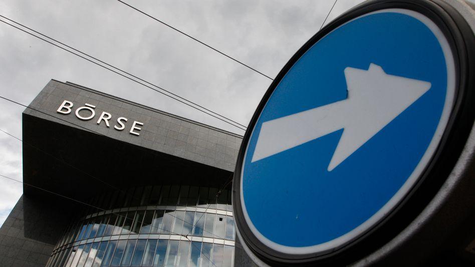 Börse in Zürich: Die Schweiz will die EU austricksen