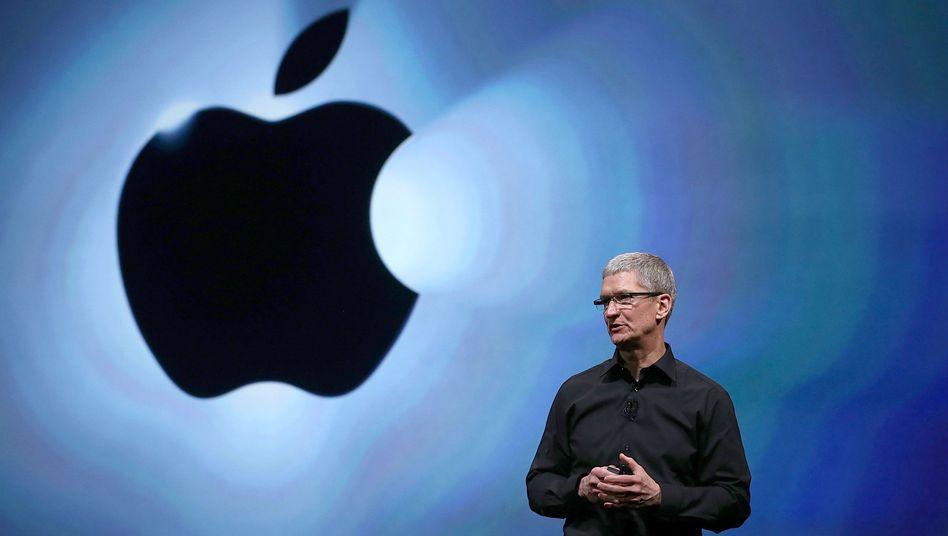 Nimmt sich eine Stunde für einen guten Zweck: Apple-Chef Tim Cook
