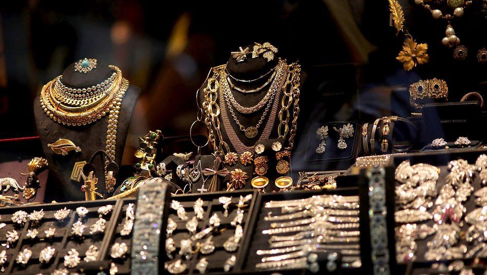 Juwelierwaren: Deutsche im europäischen Vergleich offenbar recht kaufkräftig