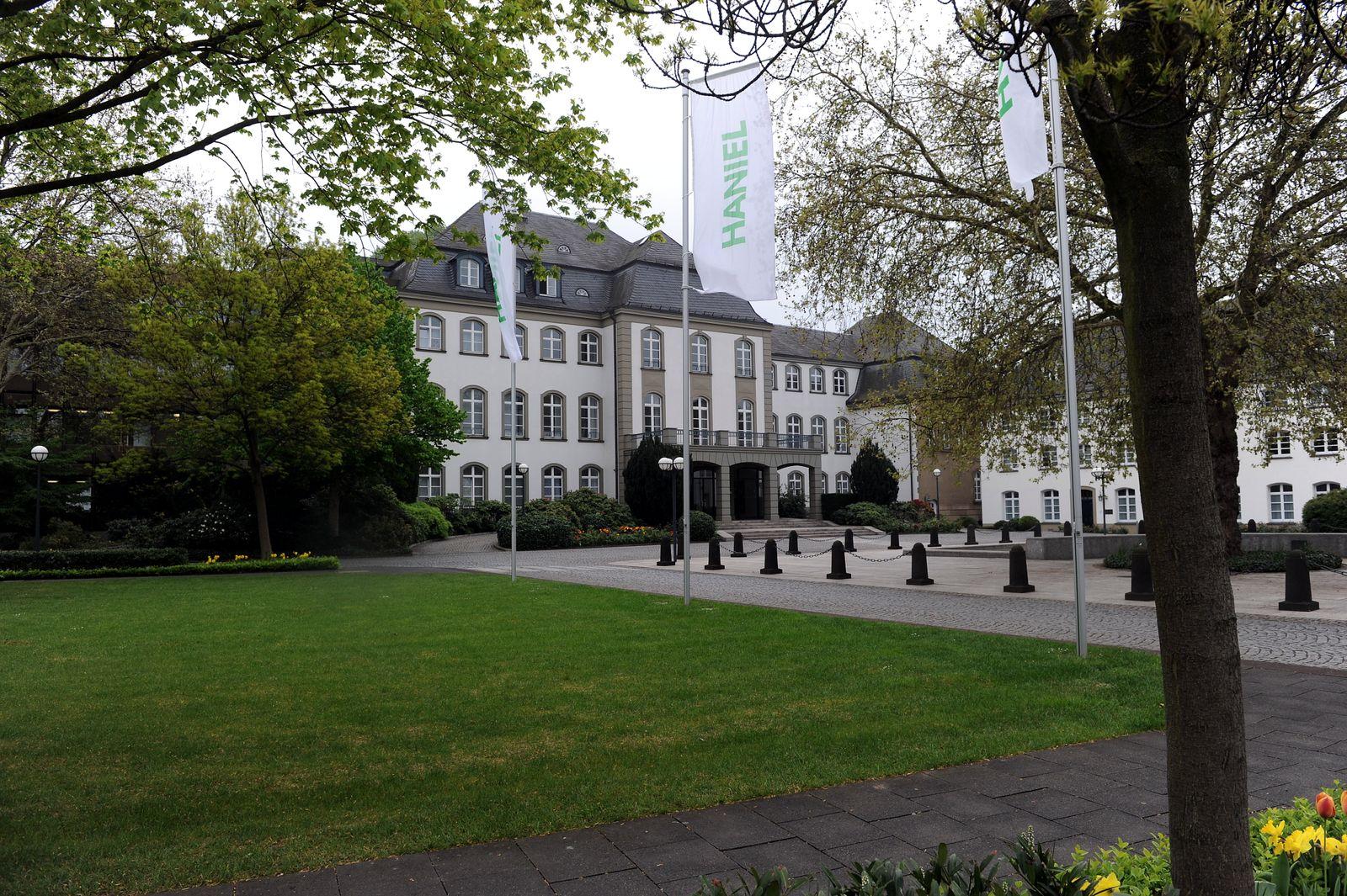 NICHT VERWENDEN Haniel Group / Hauptgebäude