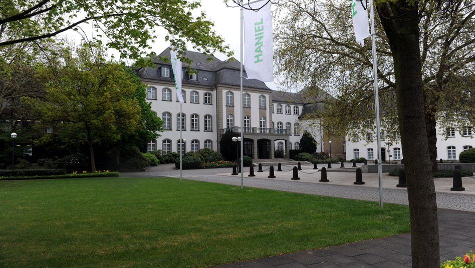 Haniel Group, Hauptgebäude in Duisburg (Bild Archiv)