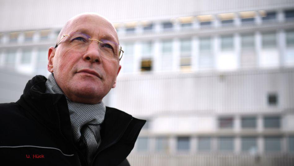 Kassiert Millionensumme: Ex-Betriebsratschef Uwe Hück.