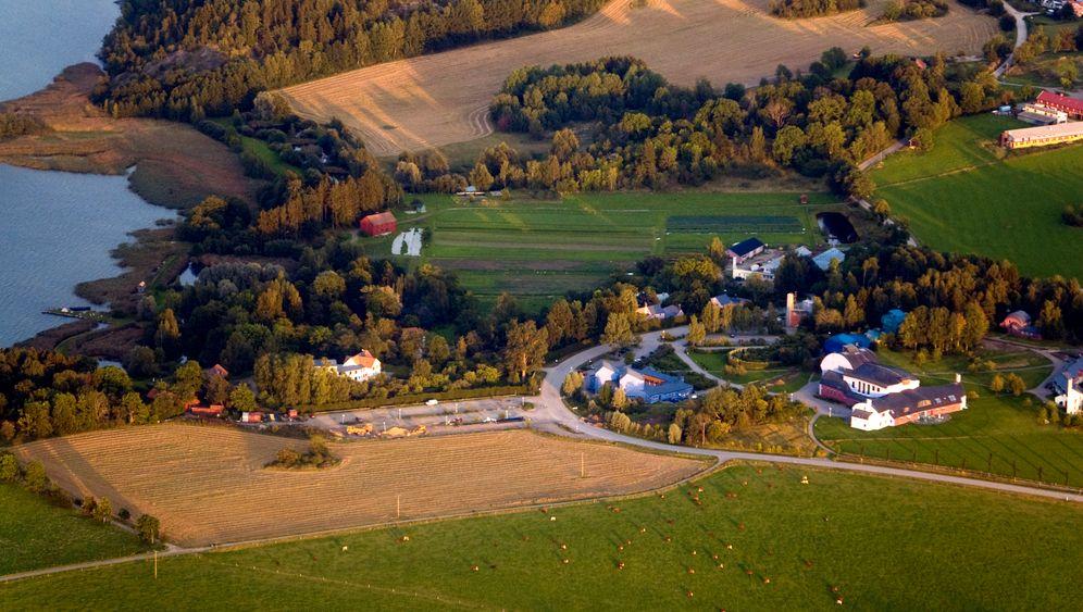Schweden: Anthroposophen-Idylle mit Kunstsensation