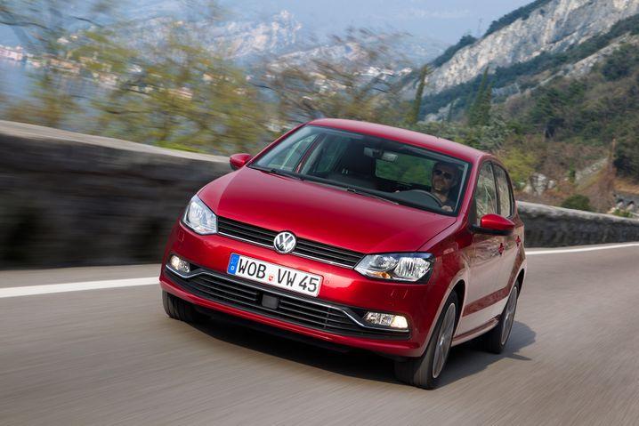 VW Polo: