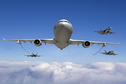 Streitfall Tankflugzeuge: EADS-Partner Northrop räumte ein, dass die Berechnung der Kosten fehlerhaft sei