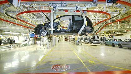 """""""Industrielle Substanz"""": Die IG Metall fordert einen 100-Milliarden-Schutzschirm um das Überleben deutscher Firmen zu sichern"""