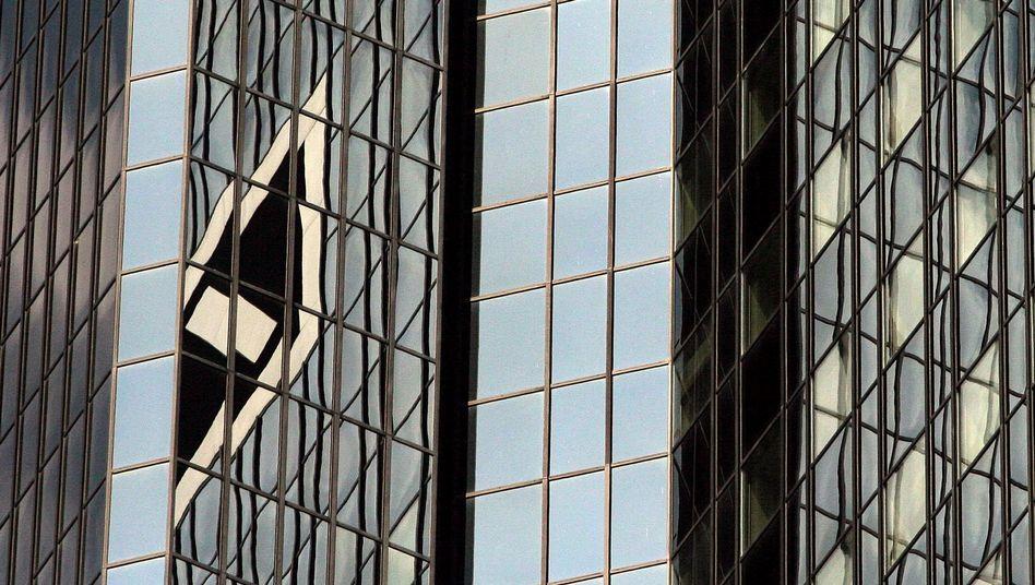 Deutsche Bank: Deutschlands größte Bank muss eine Million Euro an die britische Finanzaufsichtsbehörde zahlen