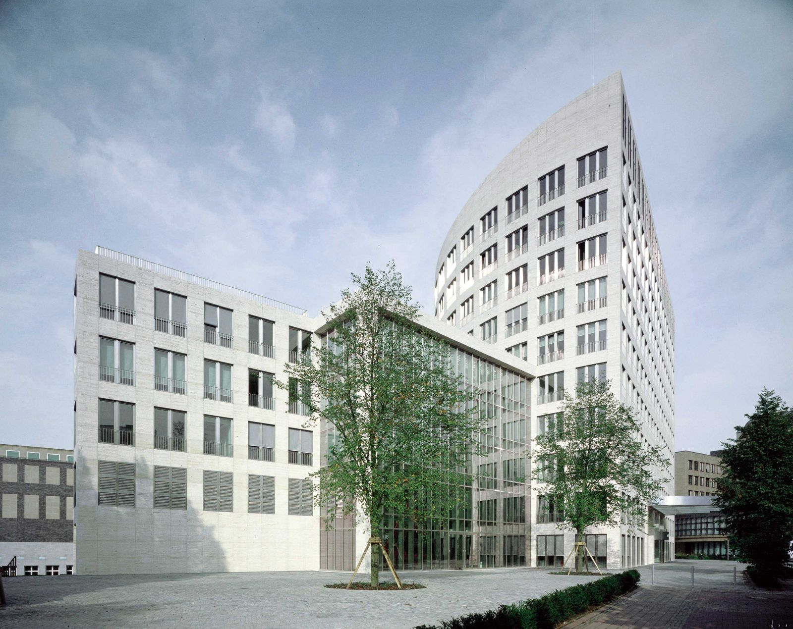 E.ON AG / Eon Holding / Düsseldorf