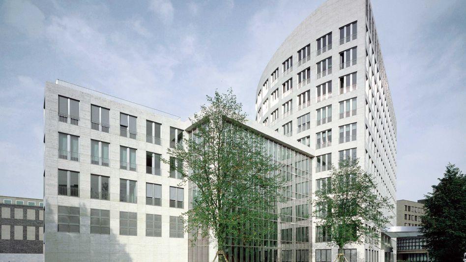Eon-Zentrale in Düsseldorf: Pakt mit den Gewerkschaften geschlossen