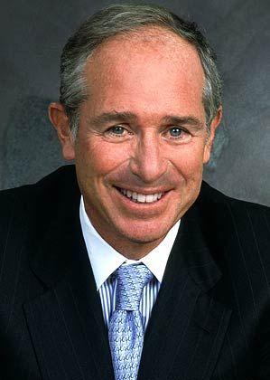 Bereitet Milliardendeal vor: Blackstone-Chef Stephen A. Schwarzman