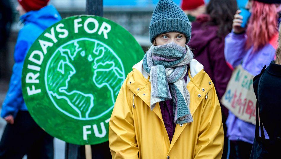 Greta Thunberg: Markenschutz für Greta Thunberg und Fridays for Future. Eine Stiftung soll die Einnahmen verwalten