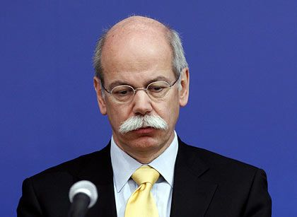 Fünf-Millionen-Mann: Vorstandschef Zetsche