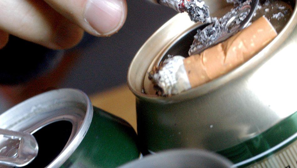 Tabaksteuer: Die erste Erhöhung für Zigaretten und Feinschnitt ist für Mai 2011 geplant
