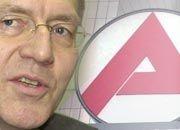 Muss schlechte Zahlen verkünden: Florian Gerster, Chef der Bundesanstalt für Arbeit
