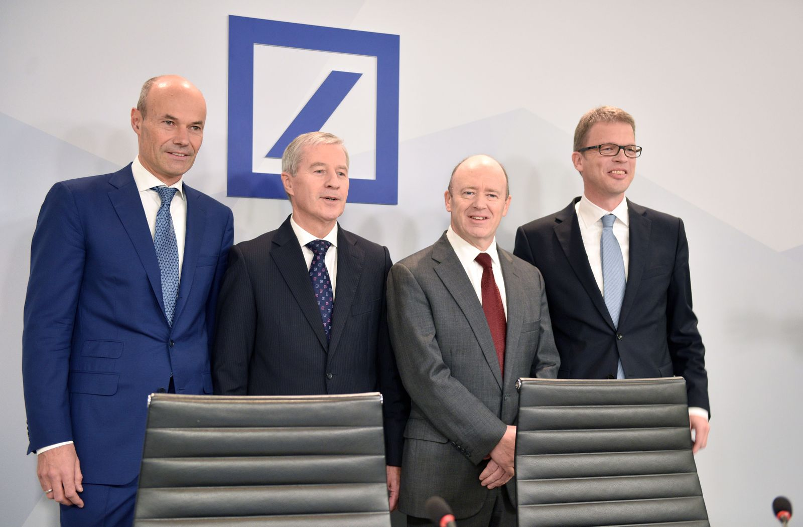 Deutsche Bank / members of the executive board