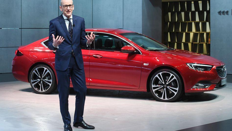 Abschied: Opel-Chef Karl-Thomas Neumann