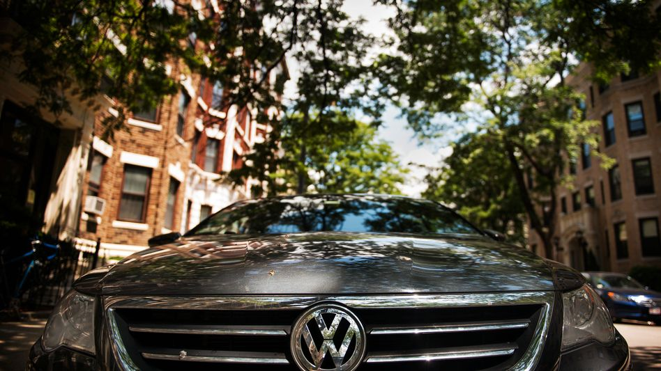 Volkswagen gibt