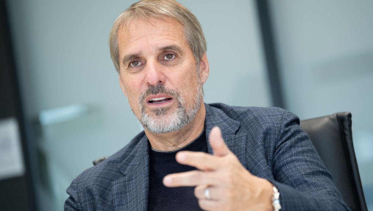 Daimlers rustikaler Personalvorstand: Wilfried Porth wird Chef des einflussreichen Arbeitgeberverbands Südwestmetall - manager magazin - Unternehmen