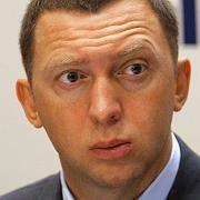 Sorgenvoll: Deripaska muss sich um zwei finanzielle Baustellen gleichzeitig kümmern