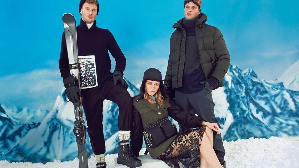 Luxus-Skimode: Auf der Höhe der Zeit