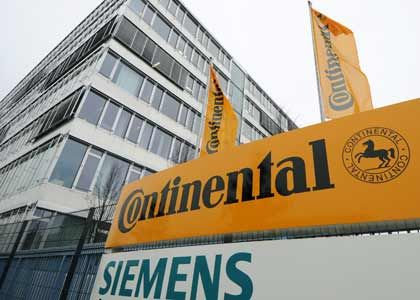 Neue Machtverhältnisse: Seit Anfang Dezember gehört VDO endgültig zu Continental