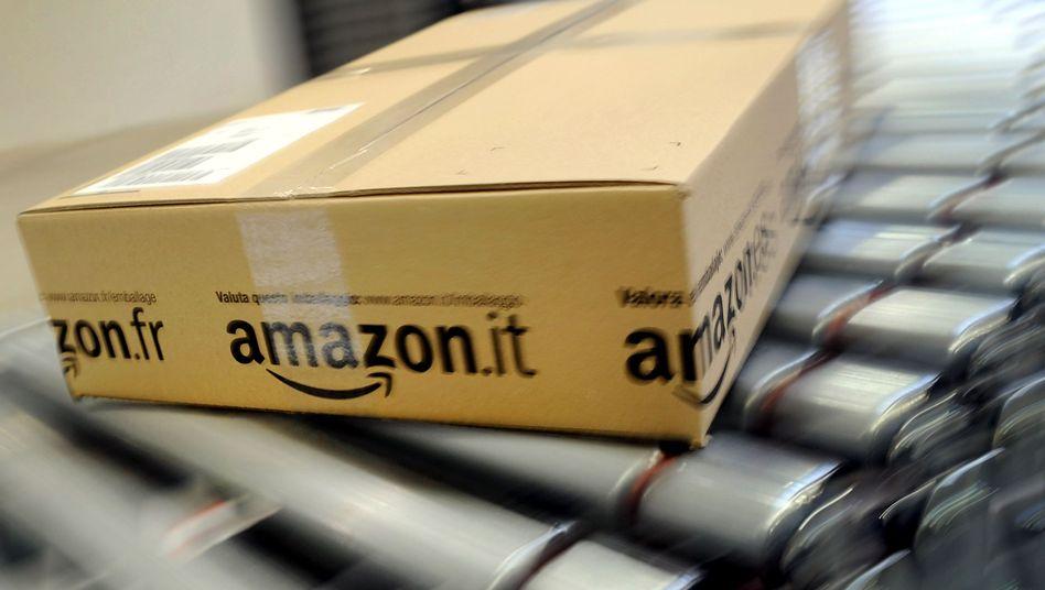 Amazon-Paket: Die deutschen Buchhändler machen gegen den Onlineriesen mobil