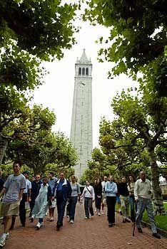 Berkeley: Führend unter den staatlichen Unis