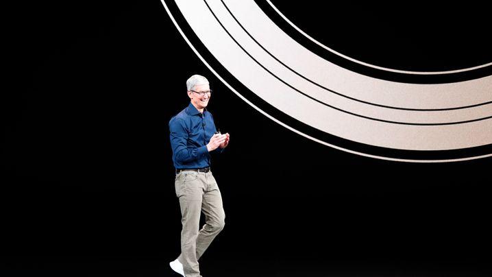 Produktshow in Cupertino: Das sind Apples Neuheiten