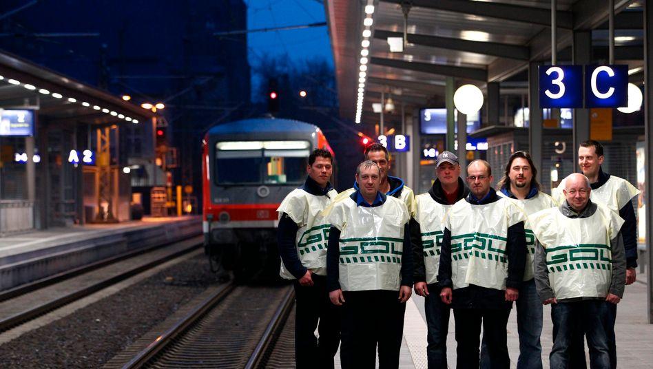 Lokführerstreik: Tarifstreit auf dem Rücken der Reisenden