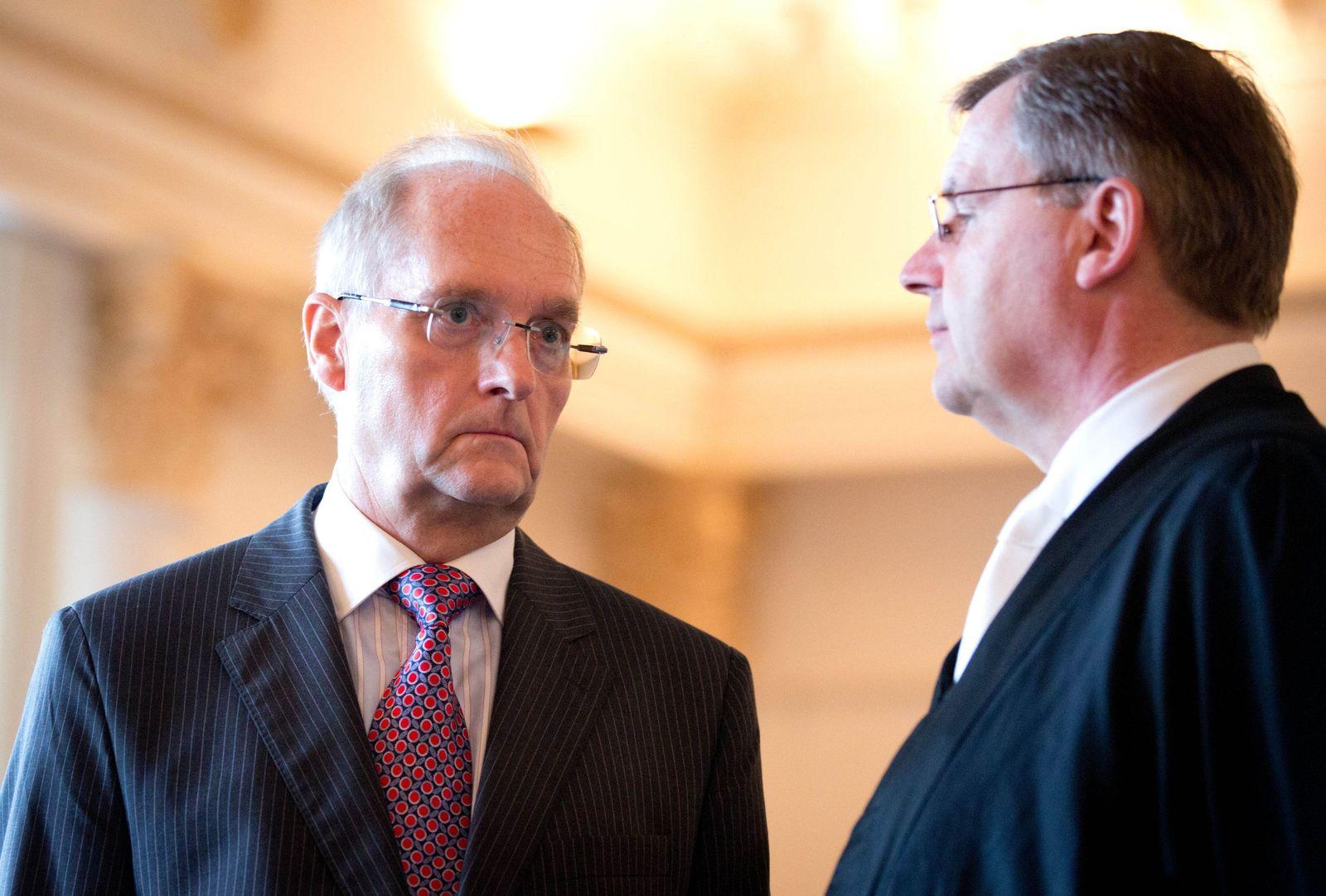 HSH-Nordbank-Prozess / Hans Berger