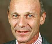 Peter Friederich: der Schweizer Botschafter ist wegen Verdachts auf Geldwäscherei in Untersuchungshaft