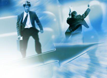 Rent a Talent: Miet-Manager helfen kurzfristig - und liegen der Firma nur kurzfristig auf der Tasche