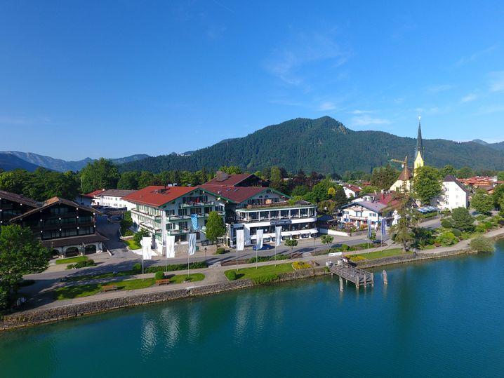 """Hotel Bachmair am See (Archivbild von 2018): """"Wer so ein Juwel finden will, muss lange suchen"""""""