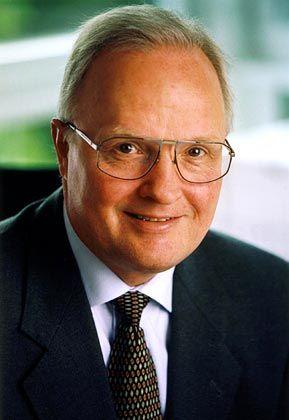 Bleibt bei der Finanzagentur: Gerhard Schleif