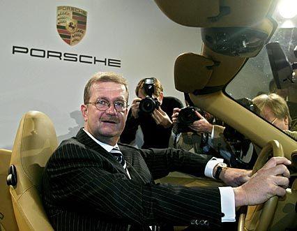 """Porsche-Chef Wendelin Wiedeking: """"Kein Erkenntnisgewinn für Anleger"""""""