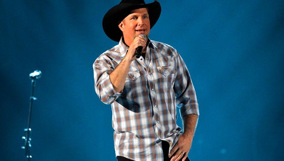 Garth Brooks: Der Country-Superstar geht mit einem eigenen Musikportal an den Start - ganz bewusst in Konkurrenz zu Apple und Amazon