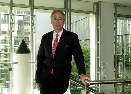 Franz Markus Haniel: Im Hauptberuf Vorstand beim Banknotendrucker Giesecke & Devrient, nebenbei Aufsichtsratschef der Haniels