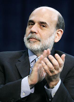 Fed-Chef Bernanke: Vorgänger Greenspan sorgte mit Rezessions-Plaudereien für Unruhe unter Investoren