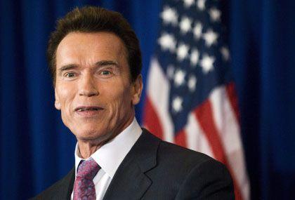 Kaliforniens Gouverneur Arnold Schwarzenegger: Offenbarungseid des größten US-Staats