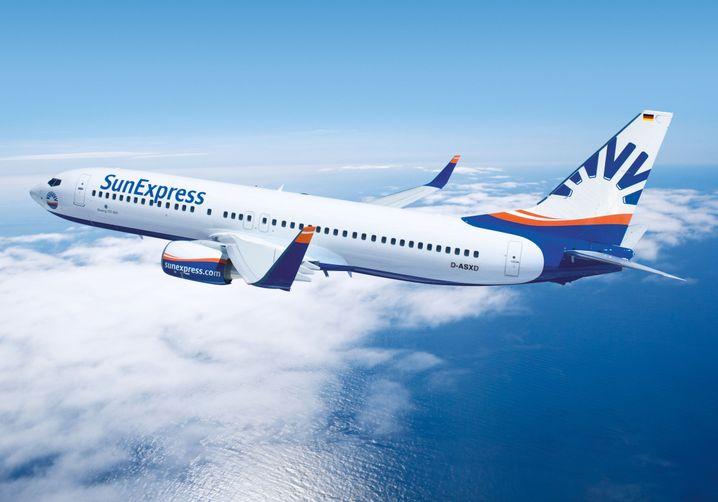 Nicht alles sonnig: Auch um den erfolgreichen Ferienflieger SunExpress gibt es Ärger, Partner Turkish Airlines stichelt gegen die Lufthansa