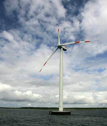 Hohe Zielvorgaben: Suzlon und Repower sollen in die Spitze der Windanlagenhersteller vordringen