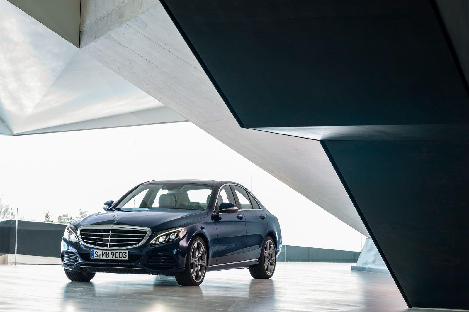 2014 / Mercedes C-Klasse (Kopie)