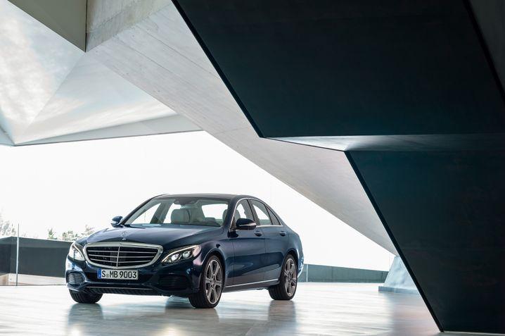 Mercedes C-Klasse: Die Verkaufszahlen schnellten zuletzt deutlich nach oben - wohl auch, weil seit Mitte September die Kombi-Version bei den Händlern steht
